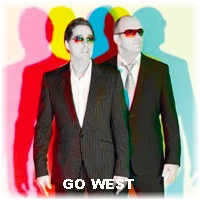 Go West & Peter Cox